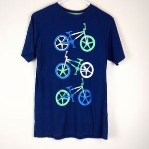 Old Navy Bicycle T-Shirt Size XL 14/16